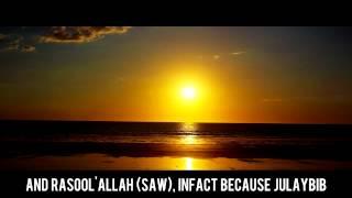 Hidden Gems Of Islam ┇ Sahaba Julaybib RA ᴴᴰ