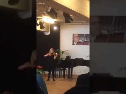 Maya Yoffe (12) - Bach, Ciaconna