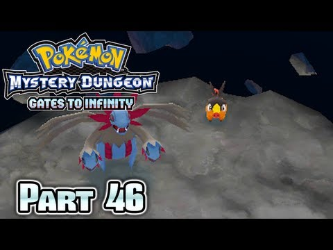 Pokmon Mystery Dungeon Gates to Infinity Part 46: The Worldcore!
