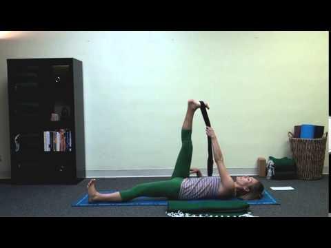 60 Minute Gentle Yoga: Contrast