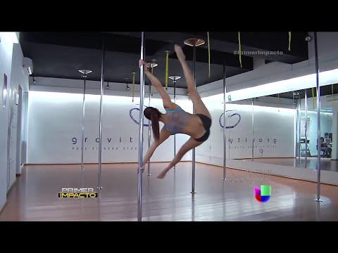 El baile del tubo, un símbolo de erotismo entre hombres y mujeres