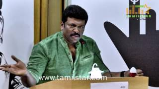 Parthiban's Election Awareness Press Meet