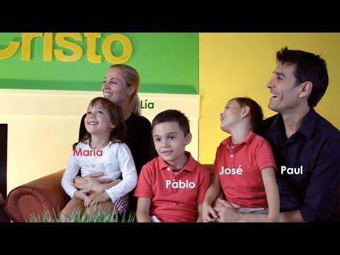 LeCristo TV Noviazgo, familia y matrimonio con Paul Ponce