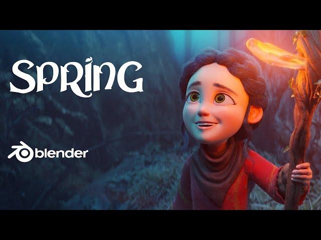 Spring - Blender Open Movie thumbnail