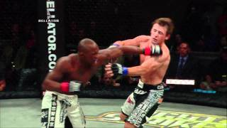 Bellator MMA Moment: Alexis Vila Knocks Out Joe Warren