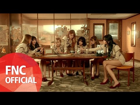 AOA - Excuse Me MUSIC VIDEO