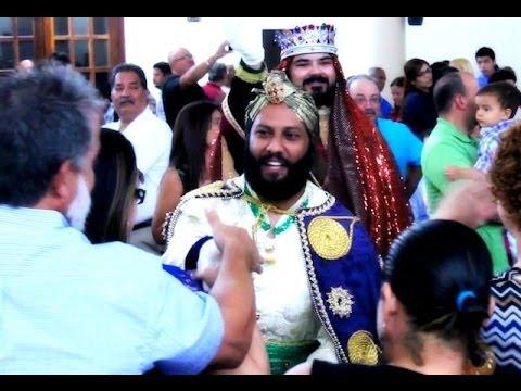 Los Tres Reyes Magos de Puerto Rico 2014