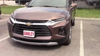 2019 CHEVROLET BLAZER FWD - New SUV For Sale - Brook Park, Ohio