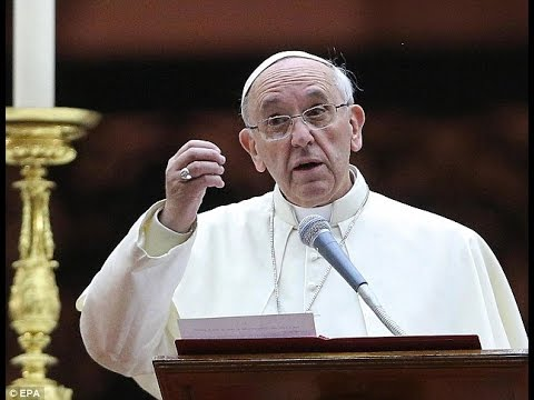 Pope Francis Says 1 in 50 Roman Catholic Priests Are Pedophiles