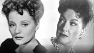 Tallulah with Ethel Merman & Paul Lukas