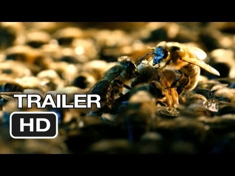 More Than Honey Official Trailer 1 2013 Bee Documentary HD
