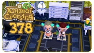 Sterni-Millionärin #378 Animal Crossing: New Leaf - welcome amiibo - Let's Play
