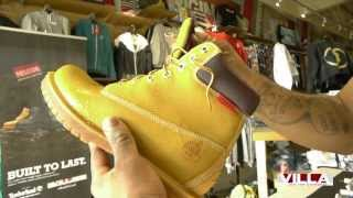 Detroit Tries To Destroy Timberland