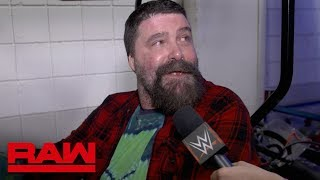 Mick Foley on the unpredictability of the 24/7 Title: Raw Exclusive, May 20, 2019