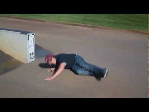 Longboarding - The Art of Falling