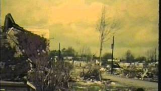 Guin, Alabama Tornado- April 3, 1974