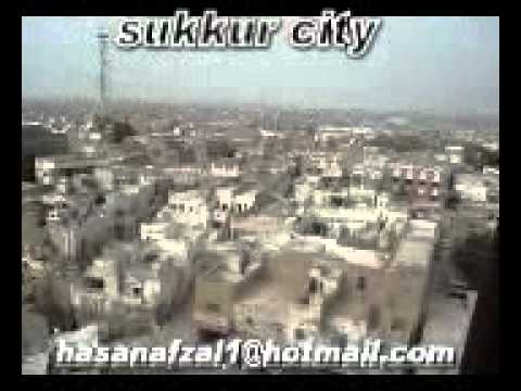 Sukkur City. video