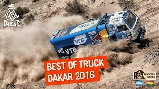 Truck/Camion - Best Of Dakar 2016