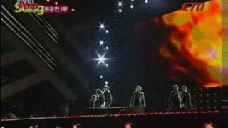 SS501- Asia Song Festival HQ- Fight and Deja Vu