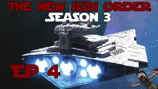 Star Wars Empire at War - The New jedi Order 0.7 (New Republic) Ep 4