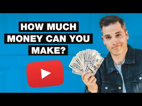 How Much Money Can You Make on YouTube?