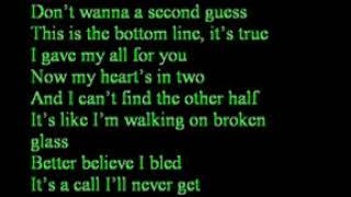 sos - jonas brothers lyrics