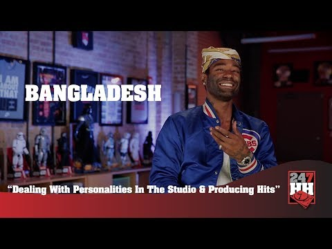 Bangladesh - Dealing With Personalities In The Studio & Producing Mega Hits (247HH Exclusive)