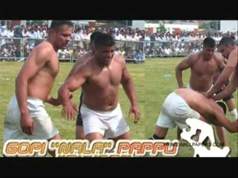 Kamaljit Komal Kabbadi Song 2011. video