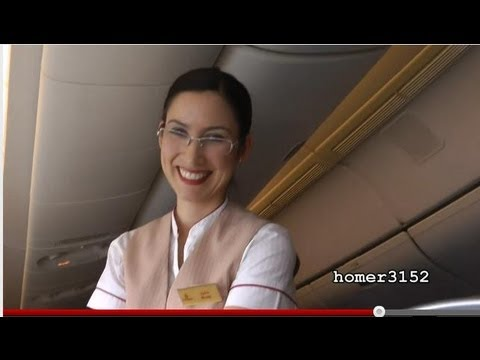 Emirates Airline First Class Travel - Where Luxury meets Style (Trailer)