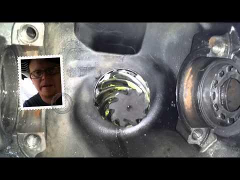 Dodge Ram 9.25 pinion install