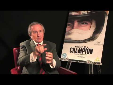 How to take a corner at speed by Sir Jackie Stewart - FHM (UK)