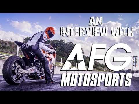 An Interview with AFG Motosports - Tokyo Japan