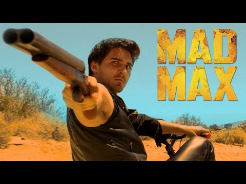 MAD MAX: OUT OF GAS