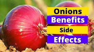Onions Benefits and Side Effects | 14 Amazing Benefits for your Skin