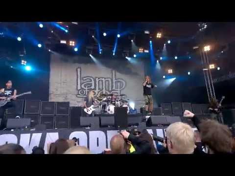 Lamb Of God - Desolation Live @ Tuska Open Air, Helsinki 26.6.2015