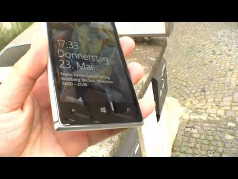 Hands-on with the Nokia Lumia 925 smartphone from Germany
