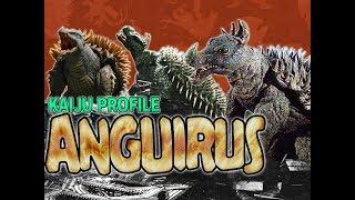Anguirus|KAIJU PROFILE 【wikizilla.org】 (ft. Goji73)
