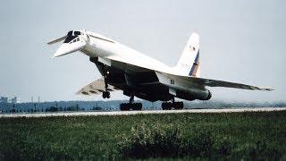 3000 KM/S HIZA ÇIKABİLEN SOVYET YOLCU UÇAĞI; TUPOLEV TU-144