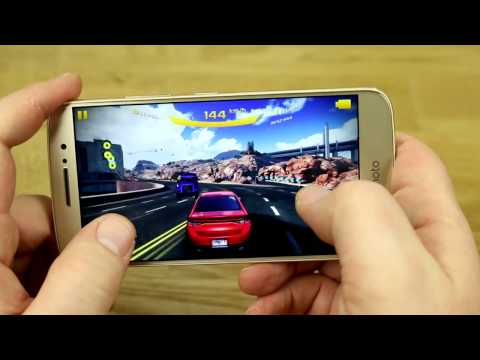 Moto M gaming test (Dead Trigger 2, Modern Combat 5, Asphalt 8, GTA: SA, RT2)