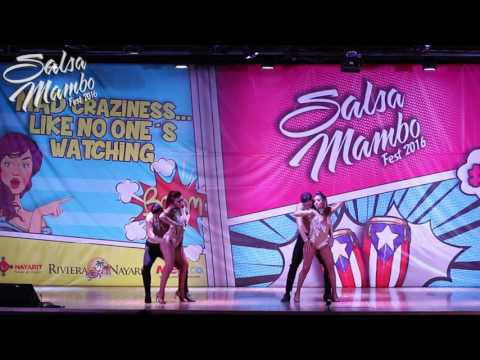 Grizzly Dance Company | Salsa Mambo Fest 2016