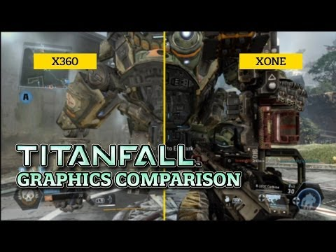 Titanfall: Xbox One vs. Xbox 360 - Graphics Comparison