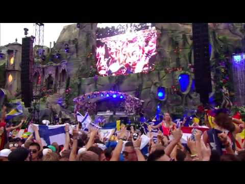 Tomorrowland 2013 - Axwell (full Set) video