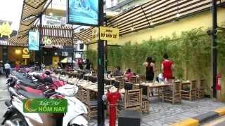 Địa điểm ăn các món nướng tại Tp.HCM