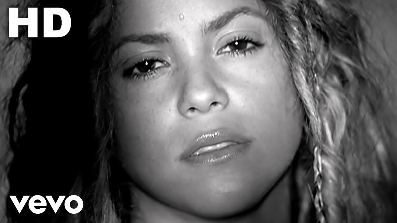 Shakira - No ft. Gustavo Cerati - YouTube Shakira