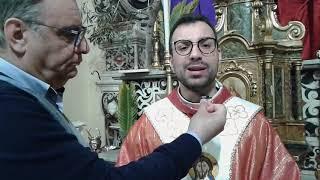 """""""Dalla Domenica delle Palme alla Santa Pasqua"""":  intervista a Don Fabio Zaffuto"""