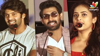 Arya: I am waiting for second and third part of Bangalore Naatkal