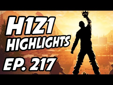 H1Z1: King of the Kill Daily Highlights | Ep. 217 | Godhyr, RazeBFM, future33, DIEMUPPET
