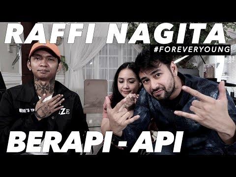 download lagu YOUNG LEX - Api (Reaction by Raffi & Nagita) #ForeverYoung