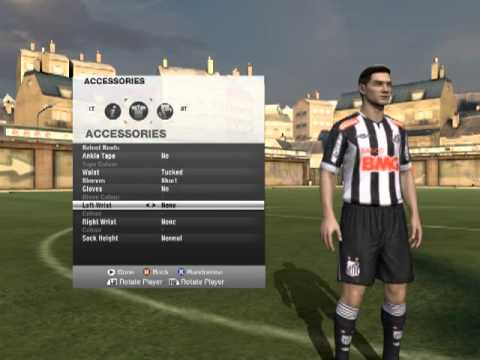 FIFA 12 - Faces [zil, Kak, Ganso, Ronaldinho]