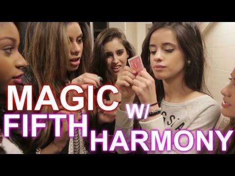 FIFTH HARMONY MAGIC   Camila Cabello, Lauren, Dinah-Jane, Normani, Ally Brooke